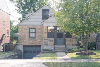 Cincinnati Single Family Home For Sale: 6314 Fairhurst