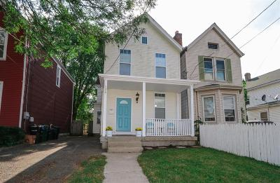 Cincinnati Single Family Home For Sale: 129 W Sixty-Sixth Street