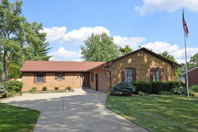 Cincinnati Single Family Home For Sale: 4110 Sharon Knoll Court