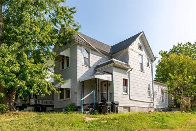 Cincinnati Single Family Home For Sale: 3342 Spokane Avenue