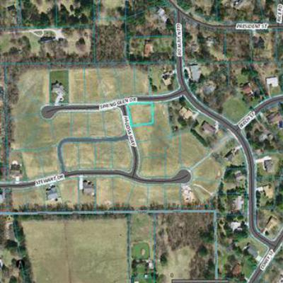 Yellow Springs Vlg Residential Lots & Land For Sale: 410 Spring Glen Drive
