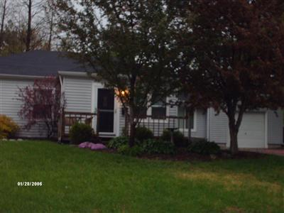 Centerville OH Single Family Home Sold: $94,900
