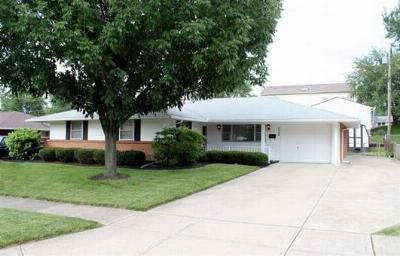 Huber Heights OH Single Family Home Sold: $89,900