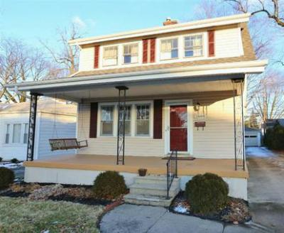 Oakwood OH Single Family Home Sold: $119,500