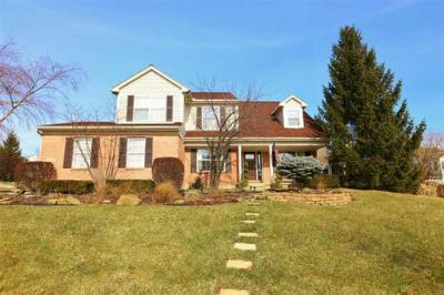 Springboro OH Single Family Home Sold: $244,500