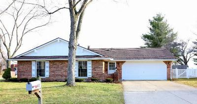 Springboro OH Single Family Home Sold: $149,500