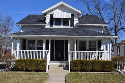 Single Family Home Sold: 651 Broad Blvd