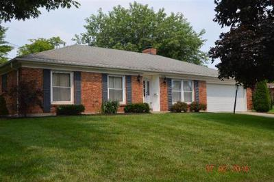Single Family Home Sold: 4343 Drowfield Drive