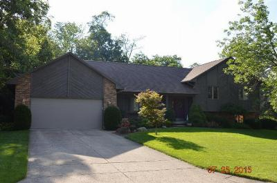 Single Family Home Sold: 6730 Trailview Drive