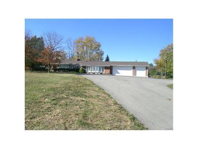 Vandalia Single Family Home Active/Pending: 1441 S Dixie Drive