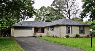 Fairborn OH Single Family Home Sold: $169,000