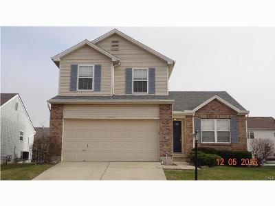 Springboro OH Single Family Home Sold: $169,900