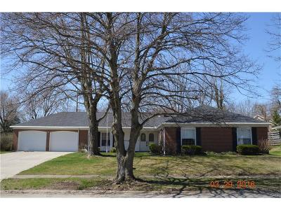 Single Family Home Sold: 6819 Kinsey Road