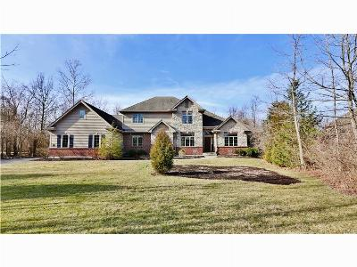 Clearcreek Township OH Single Family Home Sold: $559,500