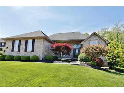 Clearcreek Twp OH Single Family Home Sold: $399,900