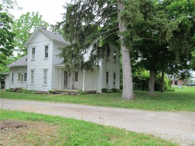 Bellbrook Single Family Home Active/Pending: 4267 Franklin (State Route 725) Street