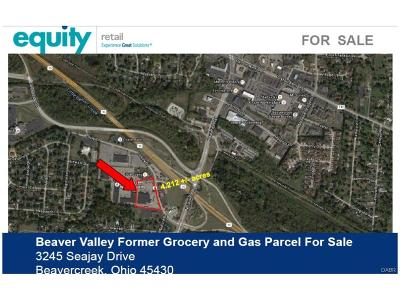 Beavercreek Commercial For Sale: 3245 Seajay Drive