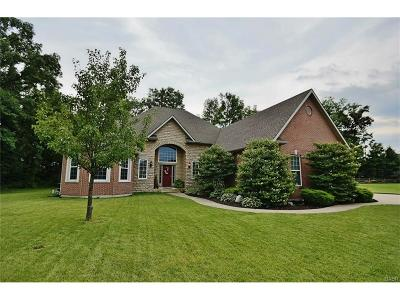 Clearcreek Twp OH Single Family Home Sold: $354,900
