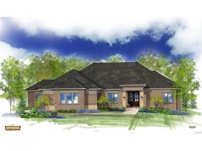 Bellbrook Single Family Home For Sale: Lot 5 Fox Trail