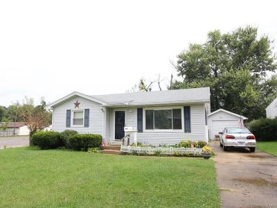 Kettering Single Family Home Active/Pending: 3200 Annabelle Drive