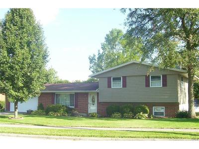 Cedarville Single Family Home For Sale: 123 Creamer Drive