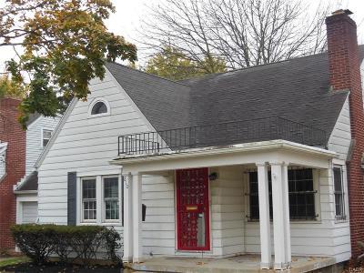 Dayton Single Family Home For Sale: 810 Hillcrest Avenue