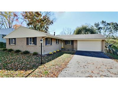 Miami Township OH Single Family Home Sold: $141,900