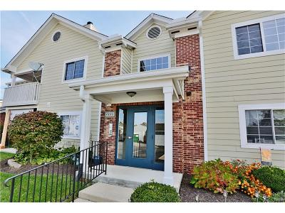 Centerville OH Condo/Townhouse Sold: $73,900