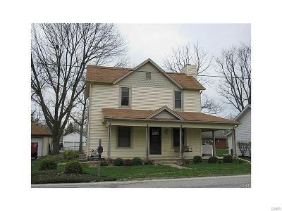 Clayton Single Family Home For Sale: 363 Salem Street