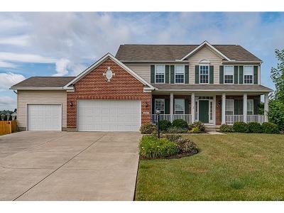 Beavercreek Single Family Home Active/Pending: 1287 Lyndhurst Drive