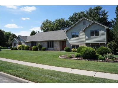 Tipp City Single Family Home For Sale: 645 Burr Oak Drive