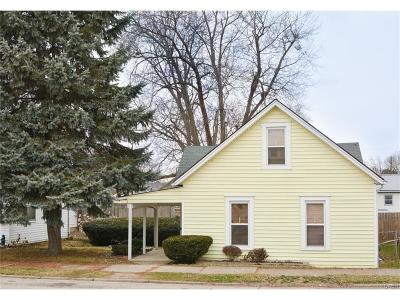 Troy Single Family Home Active/Pending: 112 Morehead Street