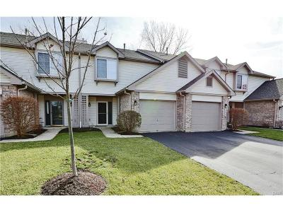 Washington Twp OH Condo/Townhouse Sold: $134,900