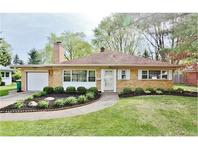 Single Family Home Sold: 3834 Kenwick Drive