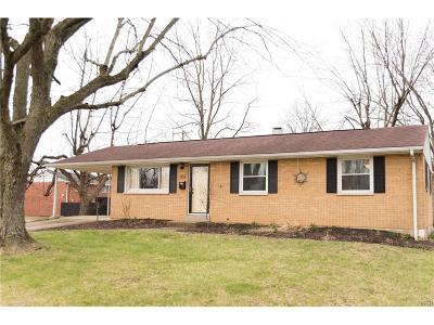 Vandalia Single Family Home For Sale: 858 Pool Avenue