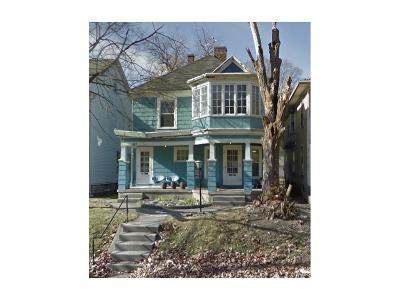Dayton Multi Family Home For Sale: 121 Rockwood Avenue