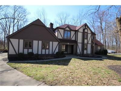 Tipp City Single Family Home For Sale: 1060 Wilderness Bluff