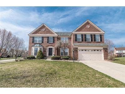 Miamisburg Single Family Home For Sale: 2173 Leeds Court