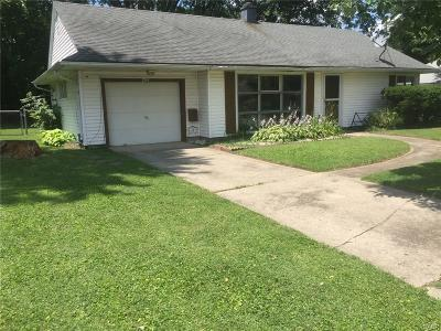 Kettering Single Family Home For Sale: 3749 Saranac Drive