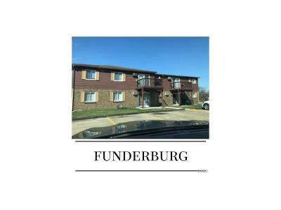Fairborn Multi Family Home For Sale: 422 Funderburg Road