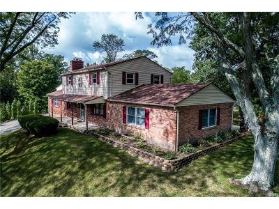 Clayton Single Family Home For Sale: 7189 Crestway Road