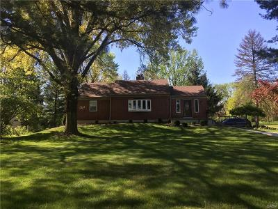 Centerville Single Family Home Active/Pending: 9318 Sheehan Road