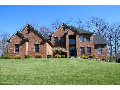 Beavercreek Single Family Home Active/Pending: 3888 Oakview Drive