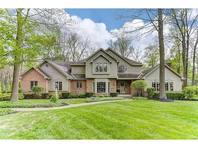 Troy Single Family Home For Sale: 585 Countryside Drive