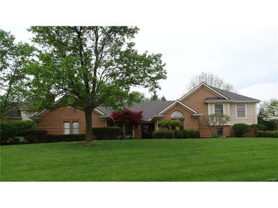 Beavercreek Single Family Home Active/Pending: 2934 Cannon Court