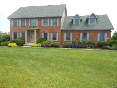 Xenia Single Family Home For Sale: 1898 Winding Brook Way