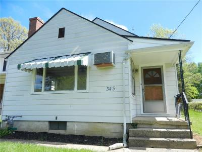Xenia Single Family Home For Sale: 343 West Street