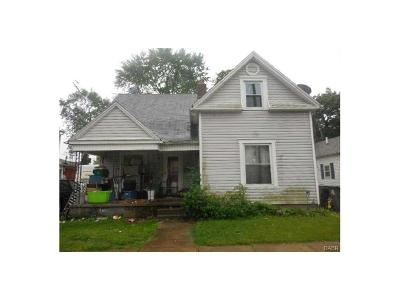 Troy Single Family Home For Sale: 532 Franklin Street