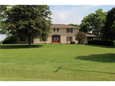 Englewood Single Family Home For Sale: 9163 Montgomery County Line Road