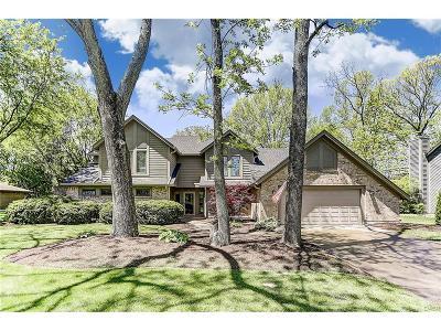 Centerville Single Family Home Active/Pending: 9619 Quailwood Trail